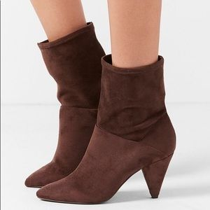 Urban Outfitters Short Scrunch Boot